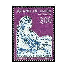 timbre Journée du timbre 1997 Le Mouchon 1902 (emission de 1997)