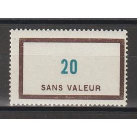 france, 1954, timbres fictifs, n°F110, neuf.