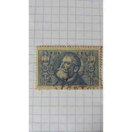 Lot n°474 ■ timbre oblitéré france n ° 319 ---- 1f50 outremer