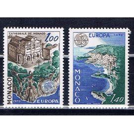 Monaco Europa CEPT 1978 neufs**