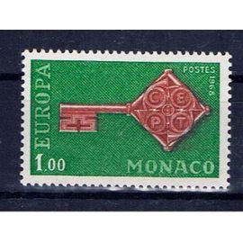Monaco Europa CEPT 1968 neuf**