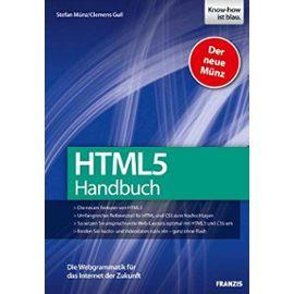 Münz, S: HTML 5 Handbuch