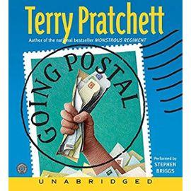 Going Postal CD: A Novel of Discworld (Discworld Novels) - Terry Pratchett