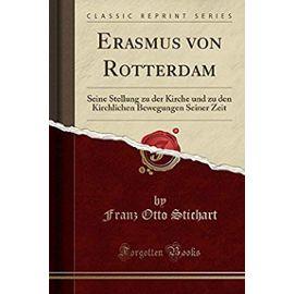 Stichart, F: Erasmus von Rotterdam