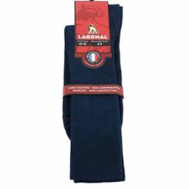 Chaussettes pur fil d/'Ecosse Noir charbon Tony /& Paul