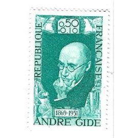 André Gide 1869-1951 (0,50+0,10)