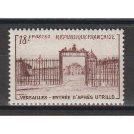 france, 1952, grille d