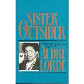 Sister outsider - Lorde Audre