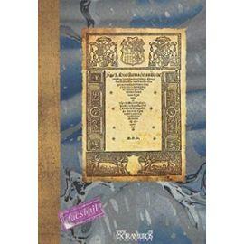 Libro llamado Aviso de privados y doctrina de cortesanos-- - Antonio De Guevara