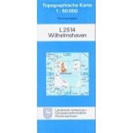 Wilhelmshaven 1 : 50 000