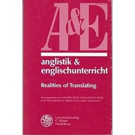 Realities of Translating (Anglistik & Englischunterricht) - Unknown