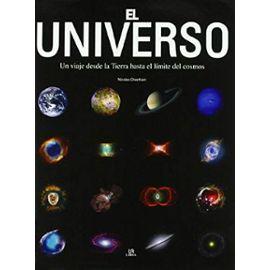 Cheetham, N: Universo : un viaje desde la Tierra al cosmos
