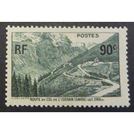 France neuf y et t N° 358de1937 cote 4.30