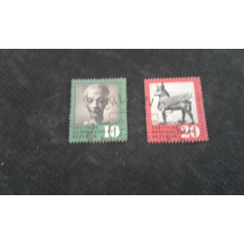 timbre allemagne ddr 1959