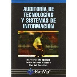 Auditorias de tecnologías y sistemas de información - Collectif