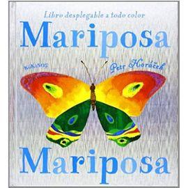 Mariposa Mariposa / Butterfly Butterfly - Petr Horacek