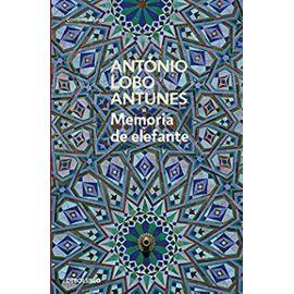Memoria de elefante - António Lobo Antunes