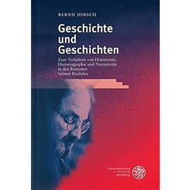 Geschichte und Geschichten - Bernd Hirsch