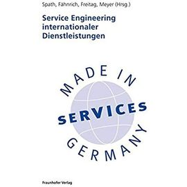 Service Engineering internationaler Dienstleistungen - Unknown