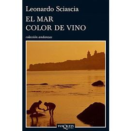 El Mar Color de Vino - Leonardo Sciascia