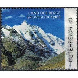 Autriche Oblitéré Used Montagnes Land der Berge Grossglockner SU