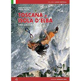 Recchia, F: Toscana e isola d'Elba. Falesie e vie moderne