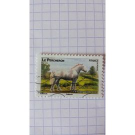Lot n°600 ■ timbre oblitéré france autoadhésif n ° 821 ---- lettre verte 20g