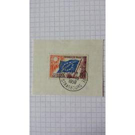 Lot n°622 ■ timbre de service oblitéré france n ° 17 ---