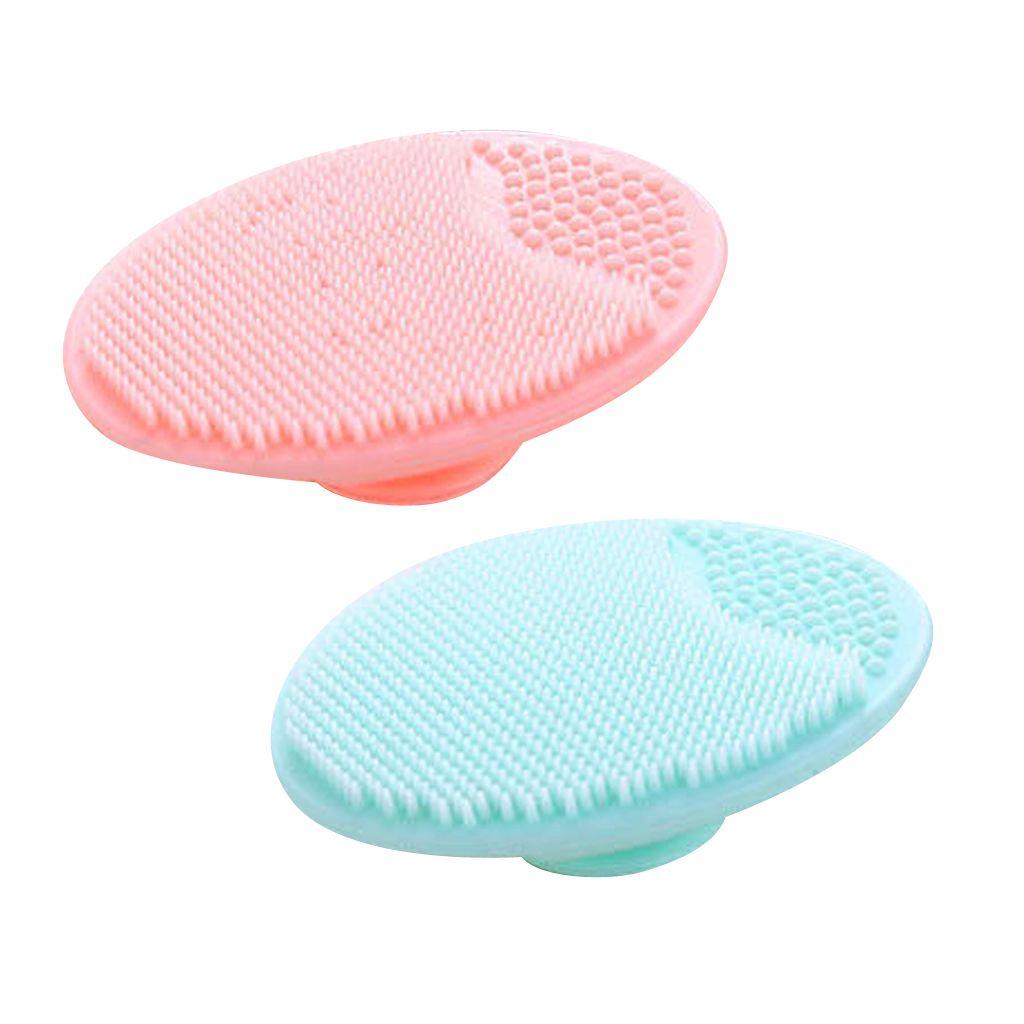 NYDG Brosse de nettoyage portable en silicone 360 degr/és pour t/étines et biberons