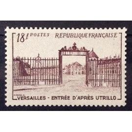 Versailles - Entrée d