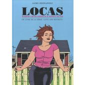 Love And Rockets - Locas - Maggie Chascarrillo & Hopey Glass