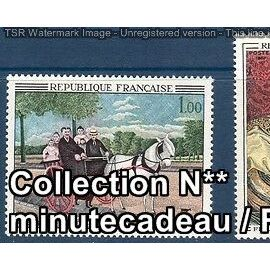 TIMBRE FRANCE / NEUF** / Y&T 1517 à 1518