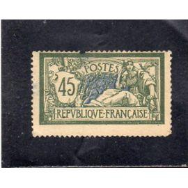 Timbre neuf* (Défaut) de France n° 143 Type merson ref FR15883