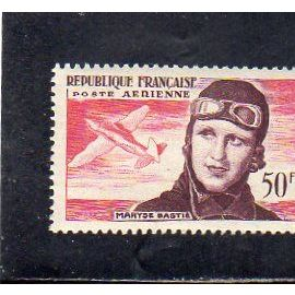 Timbre neuf** de France n° PA34 3 ans mort de Maryse Bastié, aviatrice ref FR15906