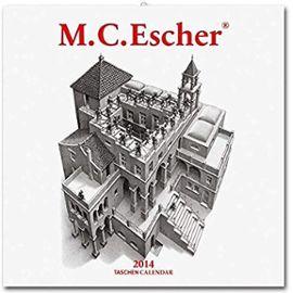 M. C. Escher 2014 Calendar (Wall Calendar 2014) - Unknown