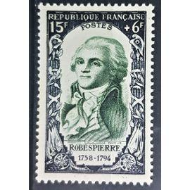 Timbre neuf ** sans charnière de Robespierre : n°871.