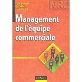 Management De L'équipe Commerciale - Carole Hamon
