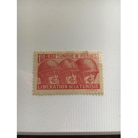 timbre liberation de la tunisie
