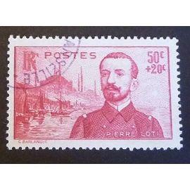 france oblitéré y et t N° 353 de 1937 cote 4.60