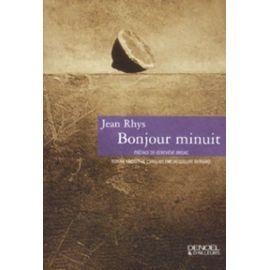 Bonjour Minuit - Jean Rhys