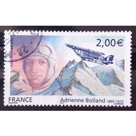 Aviatrice Adrienne Bolland 2,00€ (Superbe Aérienne n° 68) Obl - France Année 2005 - N27625