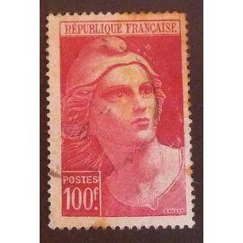 france oblitéré y et t N° 733 de 1945 cote 7.65