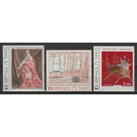 france, 1973-1974, oeuvres d