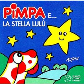 Pimpa E LA Stella Lulu (Italian Edition) - Francesco Altan