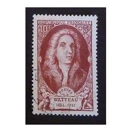 france oblitéré y et t N° 855 de 1949 cote 4.60