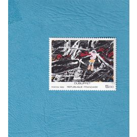 "1 TIMBRE DE FRANCE NEUF - 1985 - DUBUFFET ""L"