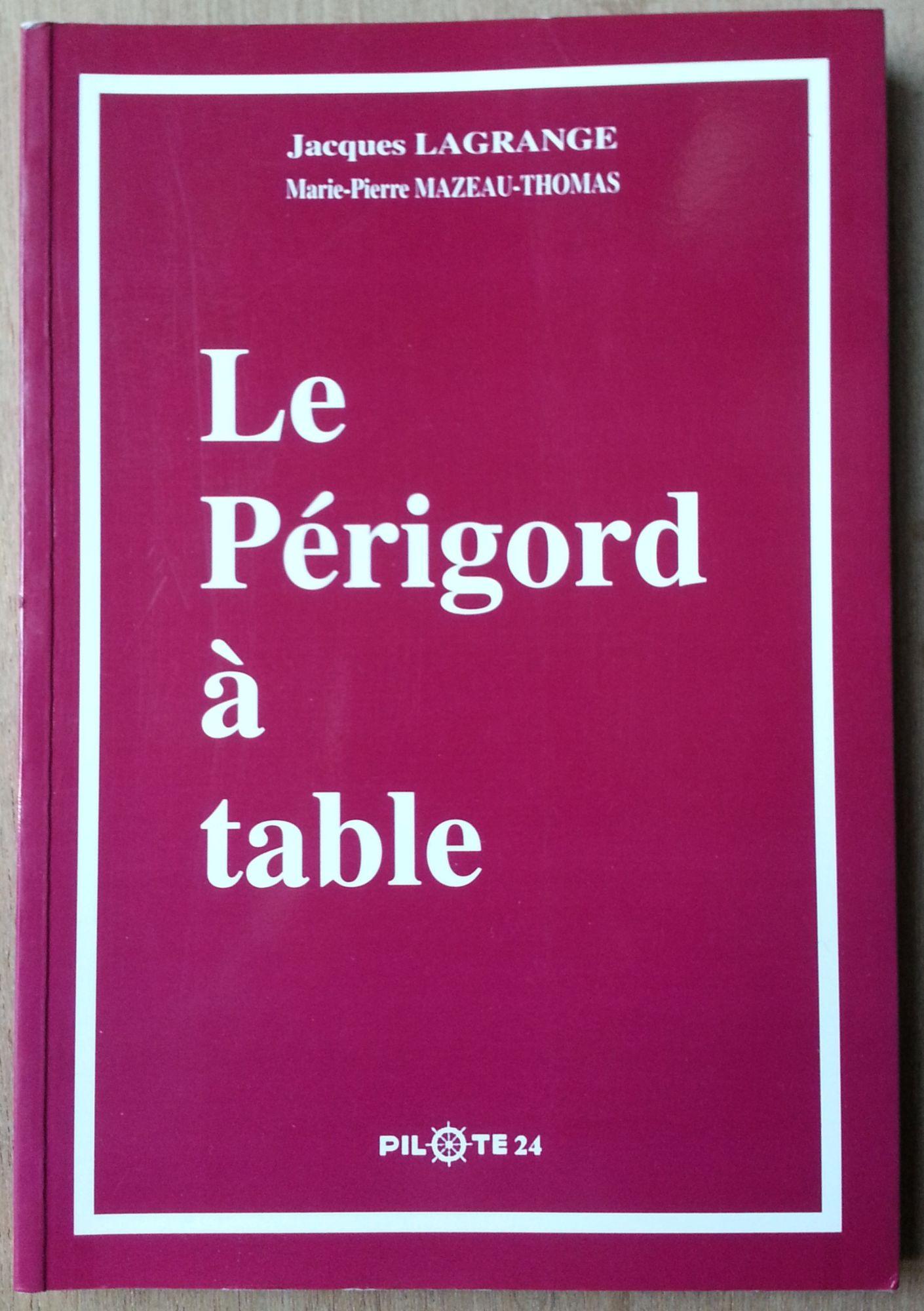 Le Périgord a Table