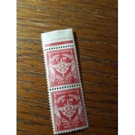 timbre france franchise militaire tp13