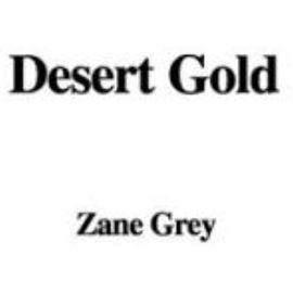 Desert Gold - Grey Zane