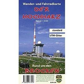 Der Hochharz 1 : 30 000
